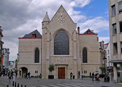 Église St-Nicolas (St. Nicholas Church), Brussels by fmpgoh, on Flickr