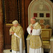 Archbishop Vincent Nichols celebrated  Mass and Deacon Jack Sullivan delivered a homily at Westminster Cathedral