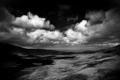 Connor Pass, Co Kerry, Ireland. (2c..) Tags: ireland bw film landscape flickr kerry best 2c 72dpipreview ©lowresolutionpreview ©2c