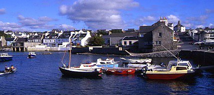 Bowmore Copyright Sue Anderson Island Focus