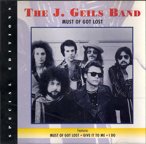 Flickriver Photoset J Geils Band Cd Covers By Funkyjudge