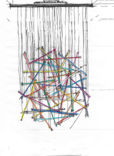Philip Vaughn COLOR TEST 1 by Phantom Galleries LA