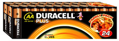 Bulk Pack of Duracell Batteries