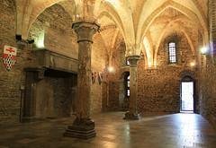 Gravensteen,Inside