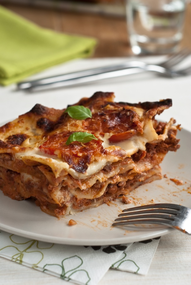 Cook Your Dream: My Lasagne Bolognese
