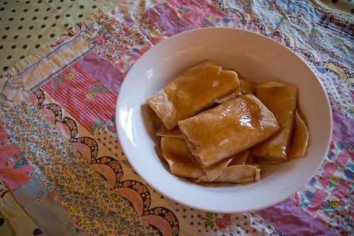 apple empanadas