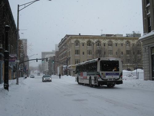 December 2009 Blizzard