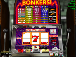 Bonkers slot game online review