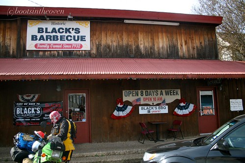 Black's Exterior