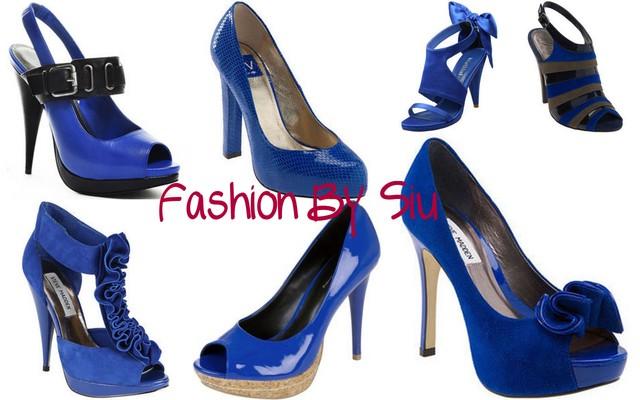 mavi ayakkabılar
