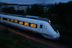 Tren automotor Renfe Serie 599