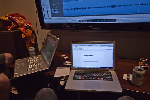 Wade and Justin Editing Episode 29
