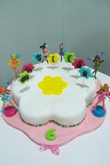 Bolo Wix - II (linhasebolinhos) Tags: cake bolo fondant fadas winx cakedesign pastaamericana pastadeaçúcar