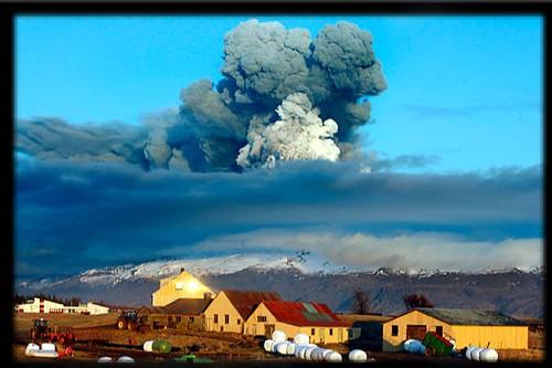 Iceland Grimsvötn
