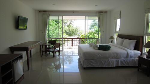 Koh Samui Kirati Resort -Deluxe Room サムイ島キラチリゾート デラックスルーム (5)
