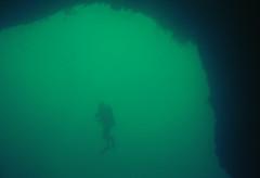 Exploring Mactan Cave (Filan) Tags: underwater dive mactan sanctum nationalgeographics filan underwatercave filanthaddeusventic extremediving filand3 nikonfilan filanthography nikonianfilan iamfilan