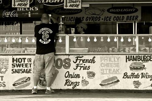 Coney Island Sunday