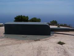 Caon (vinylculture) Tags: las de hiking murcia militar mtb monte cartagena caminata senderismo espaol ejercito batera artilleria senderos regin cenizas negrete fortificaciones portmn