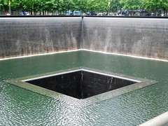 9/11 Memorial (kenjet) Tags: ny nyc newyorkcity manhattan memorial 911 september11 museum nationalseptember11memorial 911memorial square water empty pool northpool southpool structure remembrance