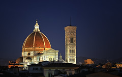 Timeless *Explore* (Joost10000) Tags: cathedralofsantamariadelfiore florence firenze tuscany toscana italy italia europe unesco unescoheritagesite heritagesite historic history town city dusk architecture roof roofs twilight cathedral duomo dom dome church bluehour santamariadelfiore cattedraledisantamariadelfiore toscane night evening nightphotography unescoworldheritagesite worldheritagesite