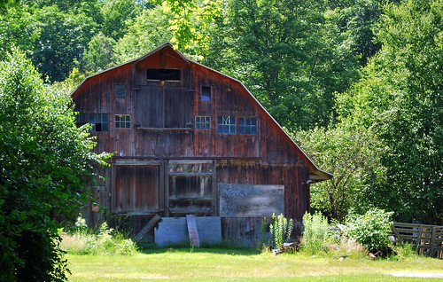 Barn on Miller Road