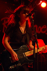 Blood Red Shoes live @ Knust