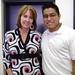Lori Kim Polk & Ricardo Bueno