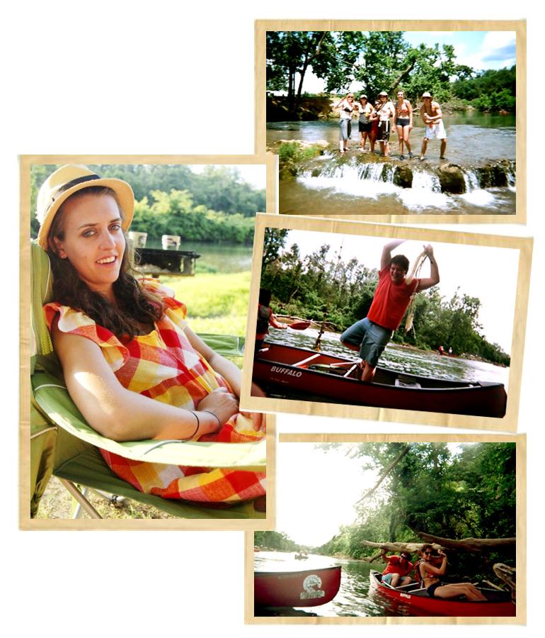 Buffalo River Canoe Trip '09