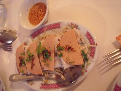 Vegan raviolis