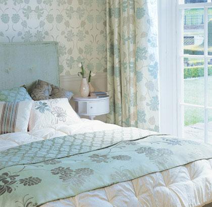 Dormitorios De Estilo Romantico - Decoracion-estilo-romantico