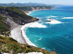 Cabo Vidio (kafeole) Tags: ocean sea espaa landscape mar spain asturias espagne asturies cantbrico