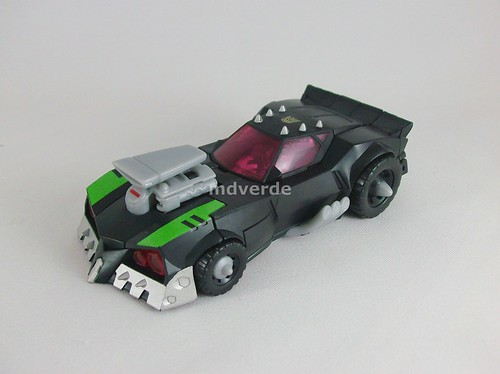 Transformers Lockdown Animated Deluxe - modo alterno