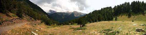 Panorama subida Urdiceto Pifo