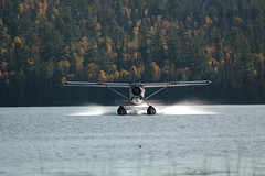 Float Plane to Ishpatina Ridge