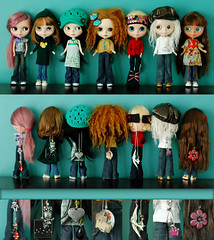 All My Girls Right Now - All Customs & RBL's