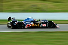 Simon Pagenaud at Mosport, 2009
