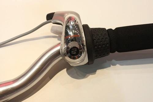 Shimano gear shifter