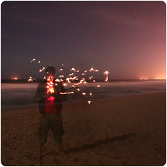 starring nite (djbodoo) Tags: ocean portugal night self stars sand atlantic sparkle porto galaxy gaia ohm helpers marcial timeandspace bodoo