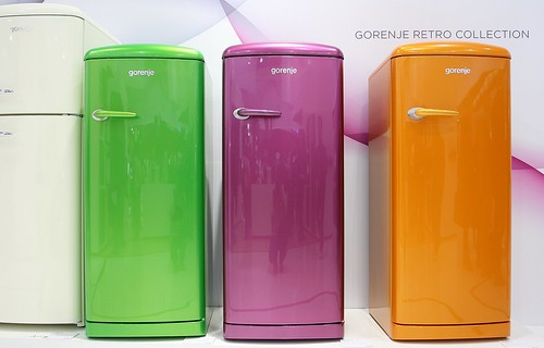 Gorenje Retro Collection - a photo on Flickriver