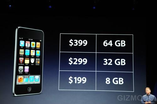 iPod touch baja precio