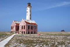 Lighthouse on Klein Curaao (ariacuore) Tags: lighthouse curaao vuurtoren kleincuraao