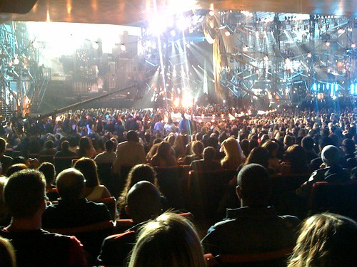 Inside the VMAs, first act