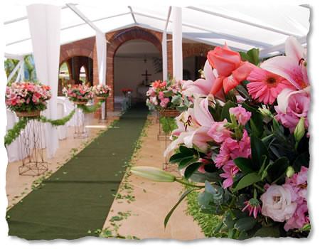 decorar o casamento