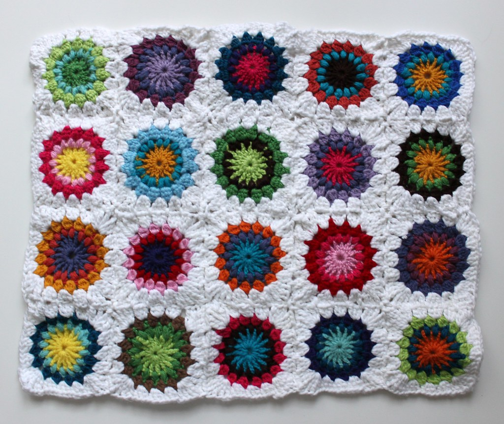 Video: Crochet Granny Square | eHow.com