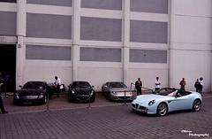 Ferrari 599 HGTE+2x Ferrari California+Alfa Romeo 8c Spider (OL_PHOTOGRAPHY) Tags: auto blue black sexy cars love beauty canon germany eos gold ol spider 10 frankfurt great fast ferrari tokina toll romeo blau messe 1224mm schwarz megapixel iaa supercars beautyful 8c weitwinkel genial 599 polfilter eor babyblau brennweite supersportwagen carparazzi jlphotography 1000d exoticsonroadcom olemann87 streetexoticsnet hgte2x californiaalfa babyblue