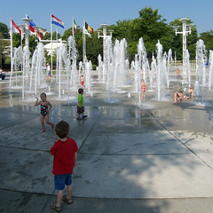 Knoxville Splash Pad Kids