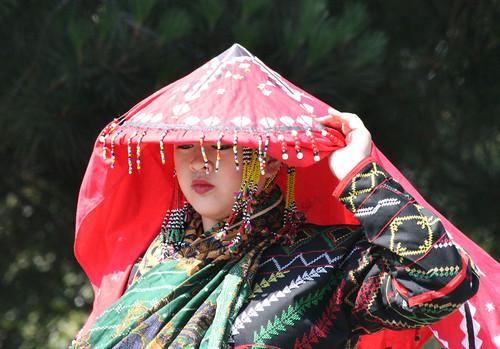 T'Boli Folk Dancer
