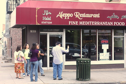 Aleppo Restaurant, Paterson NJ by you.
