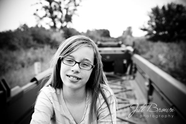 Hannah: Age 12