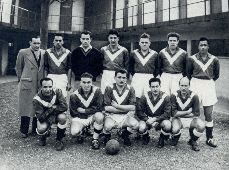 bordeaux 1949-50